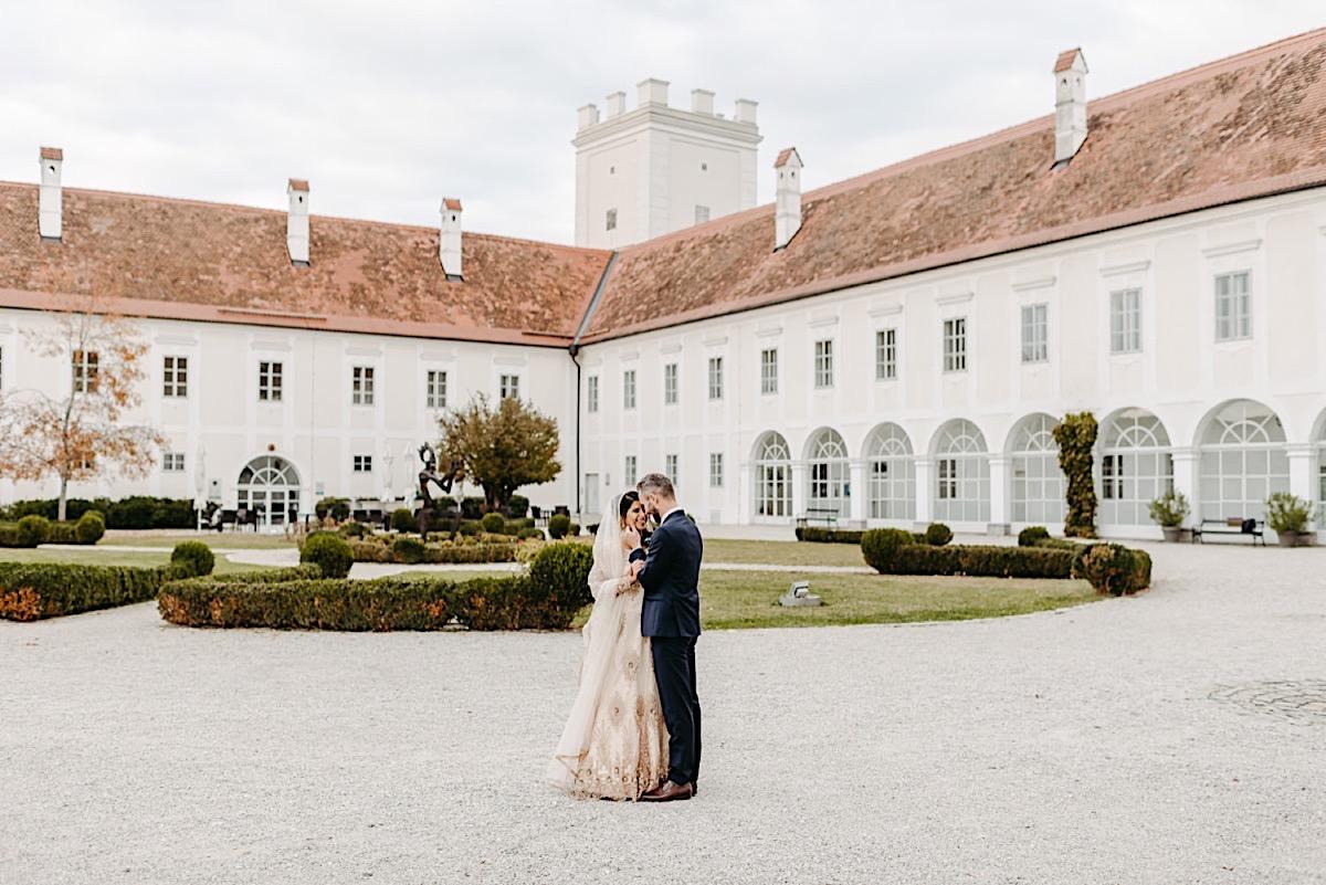 Hochzeit Daniela Dominic Musikverein Mauer Ohling